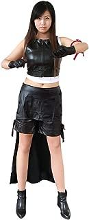 DAZCOS US Size Anime Tifa Lockhart Cosplay Costume