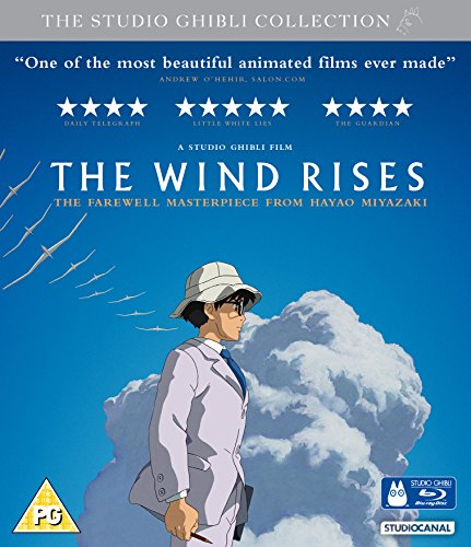 WIND RISES [Blu-ray]