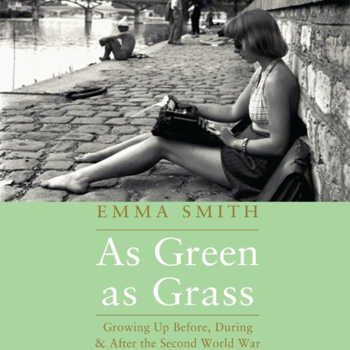 As Green as Grass audiobook cover art