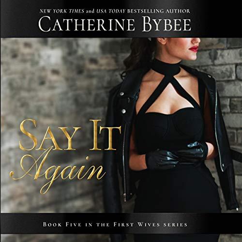 Say It Again audiobook cover art