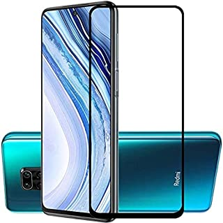 FanTing for Xiaomi Redmi Note 9S Screen Protector,[9H Hardness,Full Coverage,No bubbles and fingerprint],Scratch-resistant...