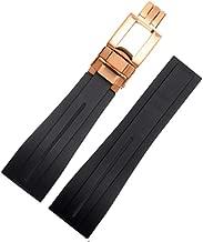 rolex daytona rose gold leather strap