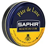 Cera para calzado Saphir, 50ml Marrón marrón oscuro