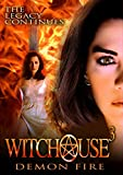 Witchouse 3: Demon Fire -  DVD, Rated R, J.R. Bookwalter