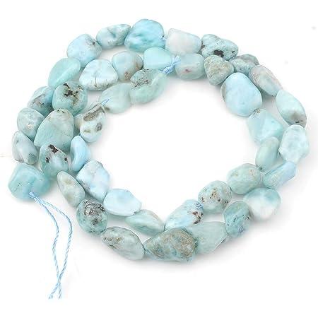 Blue Glass Rectangle Bead  Blue Glass Bracelet  Blue Rectangle Bracelet  Bronze Bead Bracelet