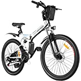ANCHEER E-Bike/Elektrofahrrad, Faltbare Pedelec mit 250w Motor und 36V-8AH Akku