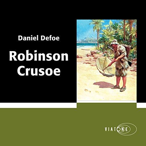 Robinson Crusoe [Danish Edition] audiobook cover art