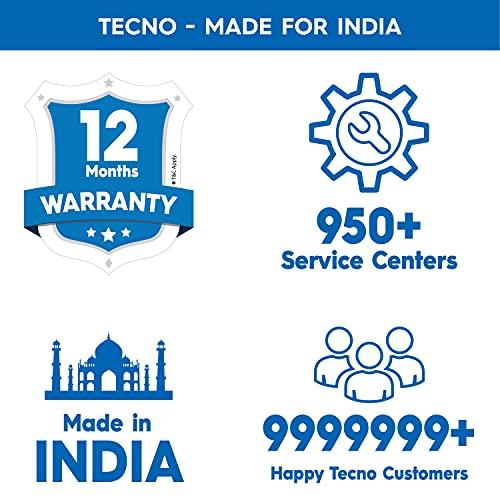 "Tecno Spark Go 2021 (Maldives Blue, 2GB RAM, 32GB Storage) | 5000mAh| 6.52"" Display Smartphone 3"