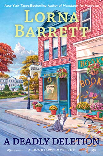 A Deadly Deletion (A Booktown Mystery Book 15) by [Lorna Barrett]