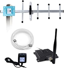 Vee·Box AT&T 4G LTE Mobile Cell Phone Signal Booster Amplifier in home (AT&T LTE)