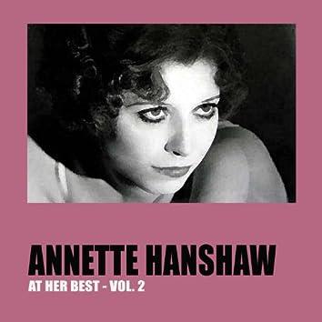Annette Hanshaw at Her Best, Vol. 2