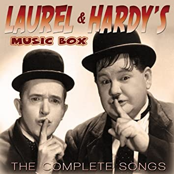 Laurel and Hardy's Music Box