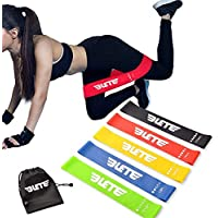5-Count Elete Exercise Resistance Bands
