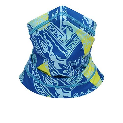 Dasongff multifunctionele doek voor dames en heren, zonwering, geschikt voor outdoor-sporten