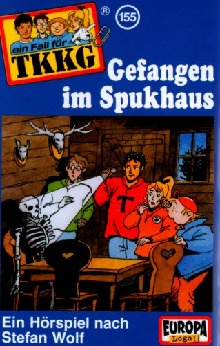 155/Gefangen im Spukhaus [Musikkassette]