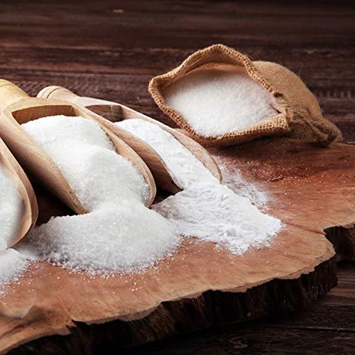 Erythrit Erythritol kalorienfreier Zuckerersatz OHNE Gentechnik natürliche Zuckeralternative leicht löslich ohne Zusätze Süßstoff 70{aa48b334f88dd2c767a84976be131b789785fce9f3c5b5de96de259486c0b0d3} Süßkraft von Zucker aromatisch Vitalesia (1000g)