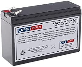 Compatible Replacement Battery for APCRBC106 by UPSBatteryCenter