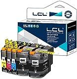 LCL LC229XL LC225XL LC229 LC225 LC229XLBK LC225XLC LC225XLM LC225XLY (5-Pack 2 Negro Cian Magenta Amarillo) Cartucho de Tinta Compatible para Brother MFC-J5320DW J5620DW J5625DW J5720DW