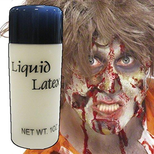 NET TOYS Látex líquido Accesorios Maquillaje Disfraz