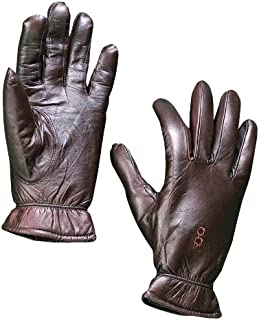 Bob Allen Leather Insulated Gloves