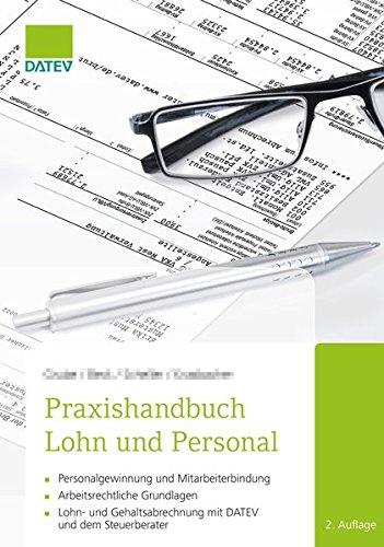 Praxishandbuch Lohn und Personal