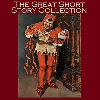 The Great Short Story Collection audiobook cover art