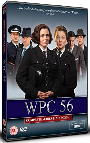 Wpc 56: Series 1-3 [3 DVD Box Set] As Seen On BBC1 [2018] [UK Import]