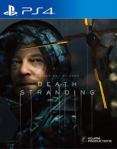 DEATH STRANDING English, Traditional Chinese, Simplified Chinese, Korean Subtitles for PlayStation 4 [PS4] Game