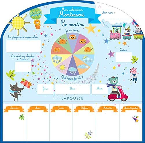 Mon calendrier Montessori PDF Books