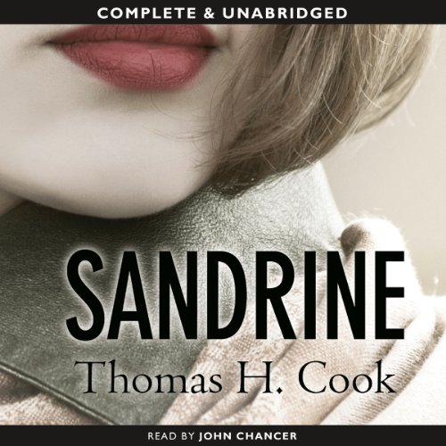 Sandrine audiobook cover art