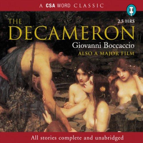 The Decameron Titelbild