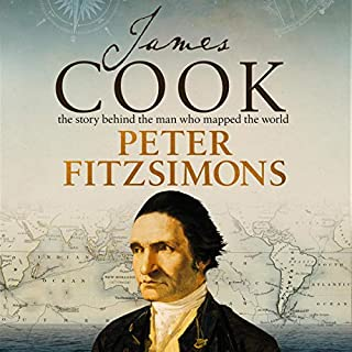 James Cook cover art
