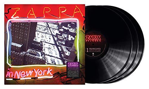 Zappa in New York (40th Anniversary 3LP) [Vinyl LP]