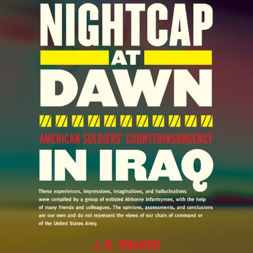 Nightcap at Dawn audiobook cover art