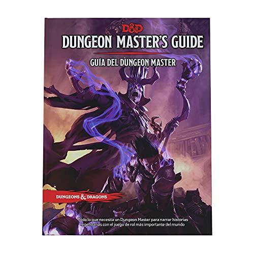 Dungeon Master's Guide: Guía del Dungeon Master de Dungeons & Dragons (Reglament O Básico del Juego de Rol D&d)