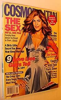 Cosmopolitan Magazine, February 2007 - Eva Mendes Cover