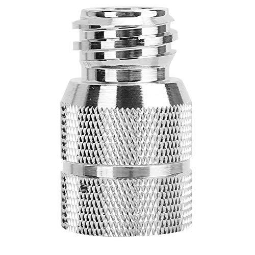 Adaptador de cilindro de CO2 para SodaStream TR21-4 Rosca macho a G1/2 Tipo 30 Rosca hembra Accesorios para fabricar soda