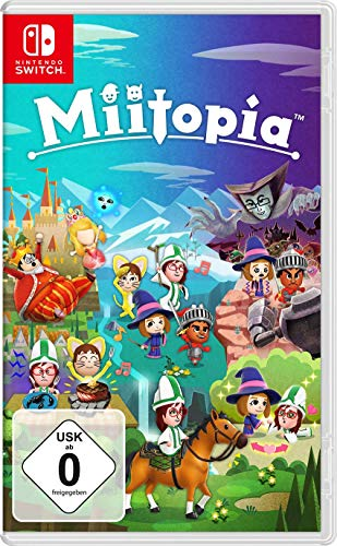 Miitopia fuer Nintendo Switch