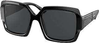 Prada PRADA PR 21XS Black/dark Grey 54/19/140 Women Sunglasses