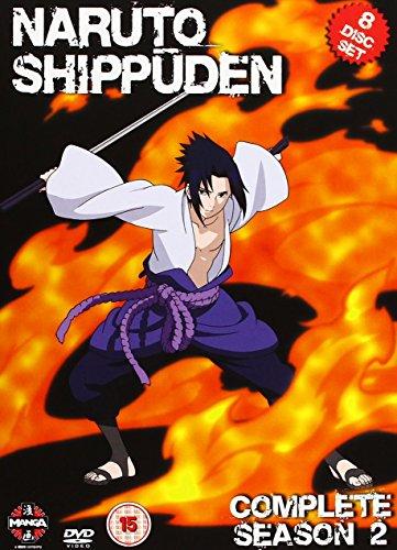 Naruto Shippuden Complete Series 2 [Edizione: Regno Unito] [Import]