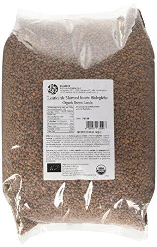Probios Lenticchie Marroni Piccole Bio - 5 kg