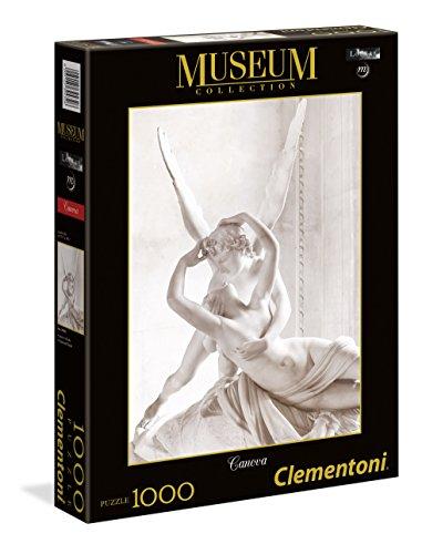 Clementoni 39432 - Rompecabezas (Rompecabezas para Suelo, Arte, Niños y Adultos, 14 año(s), 99 año(s), Blanco)