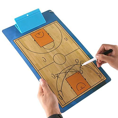 briskay Basketball Tactical Board Trainer Befehl Sand Tisch Kunststoff Ordner Mit Siamesischen Radiergummi Fußball Basketball Board