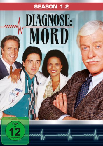 Diagnose: Mord - Staffel 1.2 (3 DVDs)