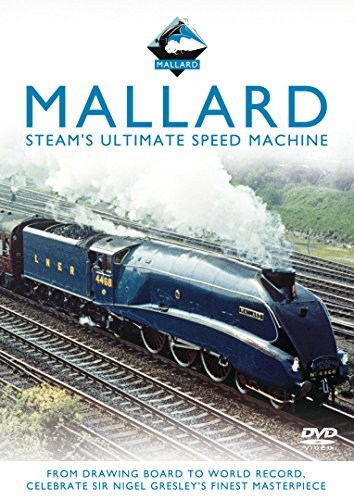 Mallard - Steam's Ultimate Speed Machine ( Official N.R.M product ) [DVD]