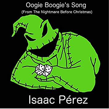 """Oogie Boogie's Song (From """"The Nightmare Before Christmas"""")"""