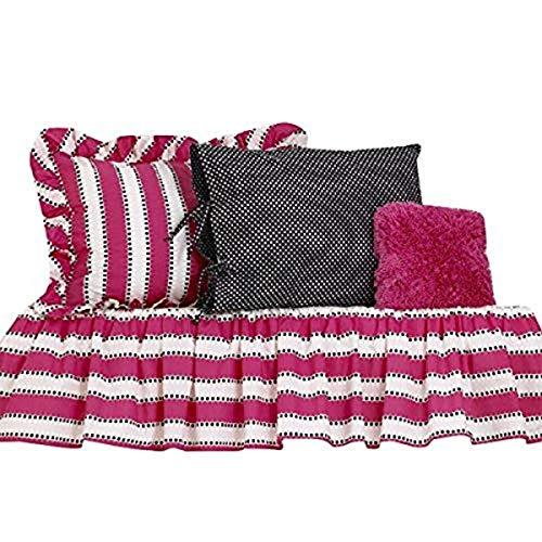 Cotton Tale Designs Full Bedding Set, Hottsie Dottsie