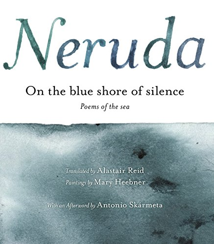 On the Blue Shore of Silence: Poemas frente al mar (Bilingual)