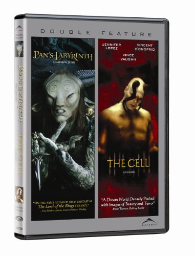 Pan's Labyrinth / The Cell (Double Feature)
