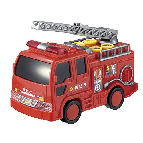 マルカ(Maruka) おしゃべりピカピカ消防車 199635